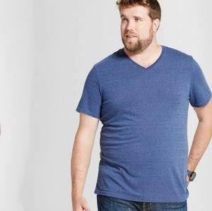 Other - Mens light blue  short sleeve t shirt